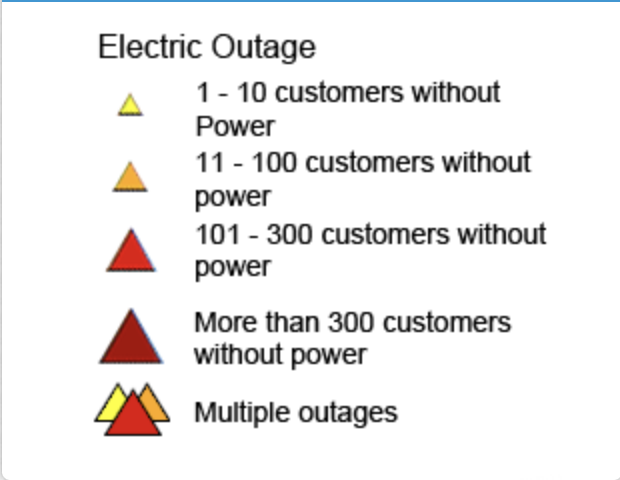 Houston Power Outage Map Centerpoint Energy® Power Outages | Houston | Map | 800 332 7143