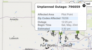 tnmp power outage map Tnmp Power Outages Texas New Mexico Power Utility